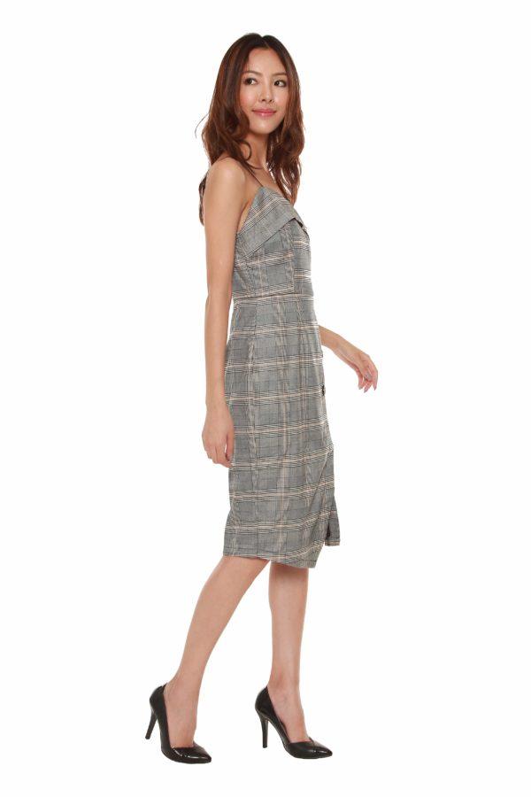 Fashion Blogshop Aymmetric Dress