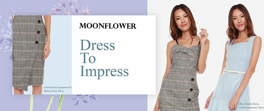 Dress to impress with online blogshop