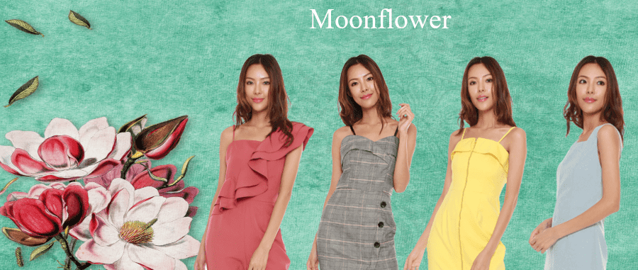 Moonflower fashion blogshop post cb outfits